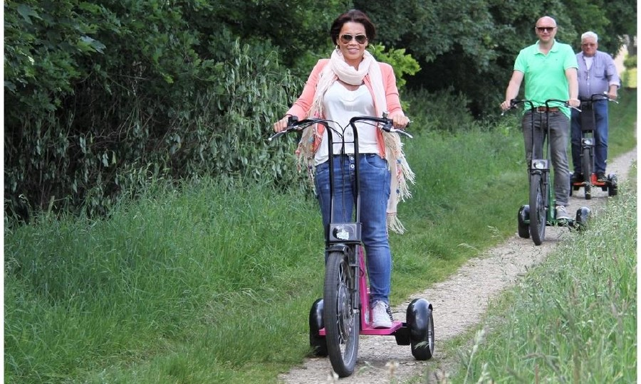 Swingtrike in de Peel