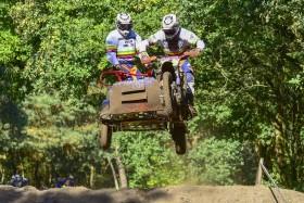 Spannende motorcrossdagen