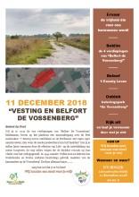 Informatie-avond Vesting en Belfort de Vossenberg