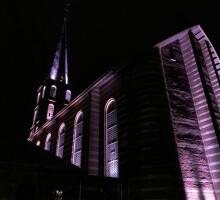 """Dansende """"Kathedraal van de Peel"""""""